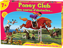 Poney Club : Une course d'ostacle
